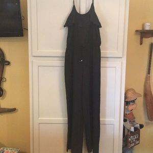 Michael Kors Black Jumpsuit in size Medium